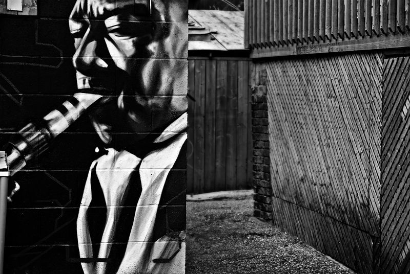 Coltrane Alley