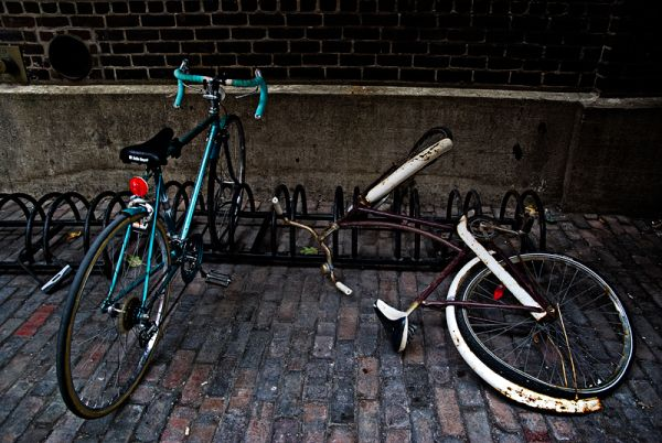 Bicycle Boneyard