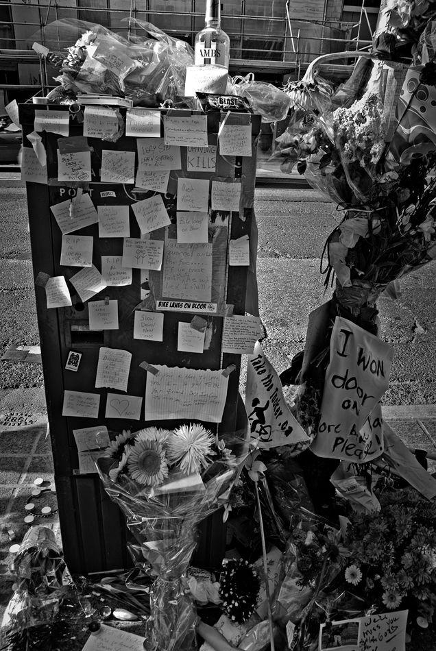 Bicyclist Memorial