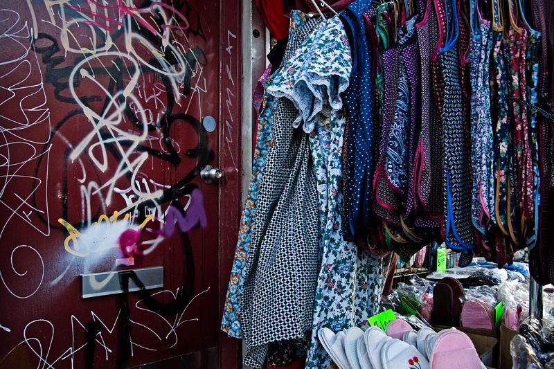 Graffiti and Homewear