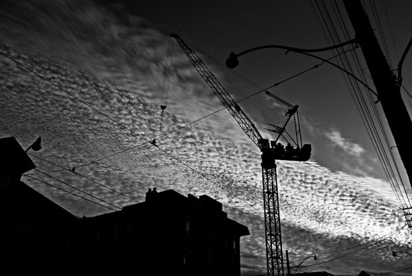 Wires and Cranes