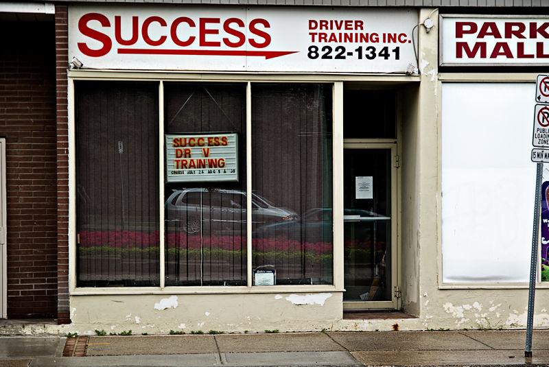 Drive. Park. Don't Park. Success!