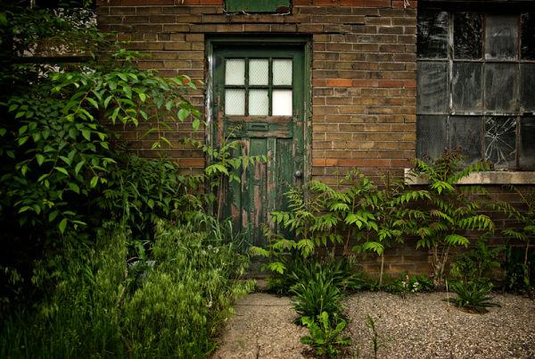 Green Door Blues