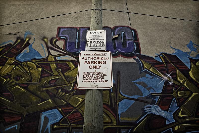 Authorized and Unauthorized