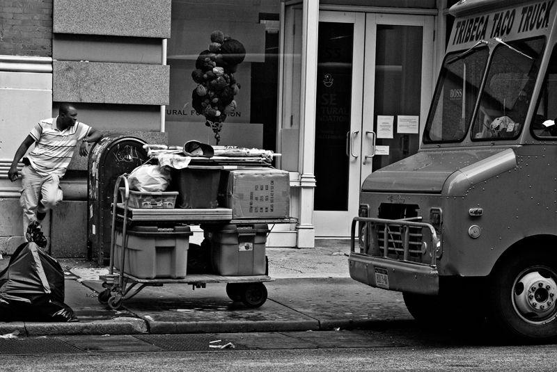 Tribeca Taco Truck