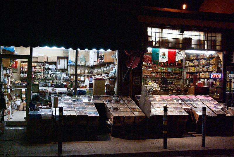 Evening in the Market