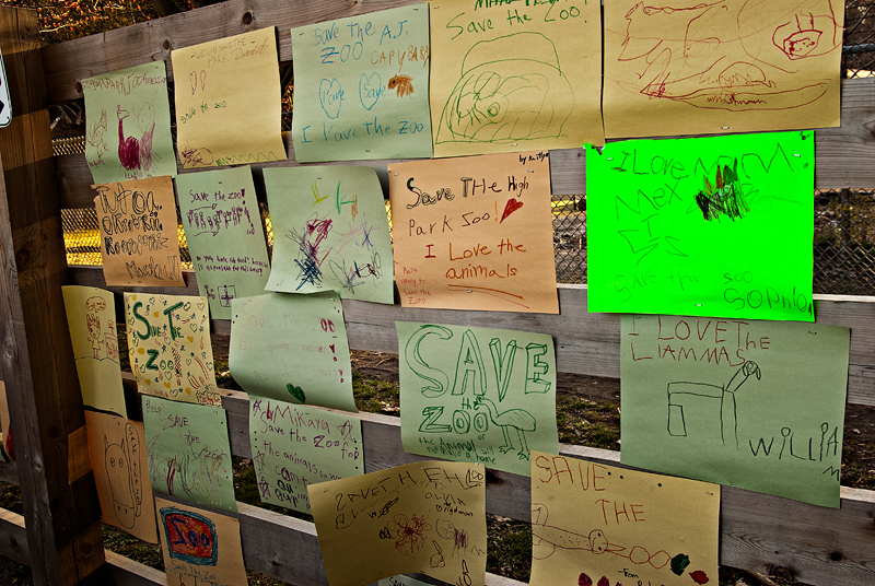 Save the zoo!