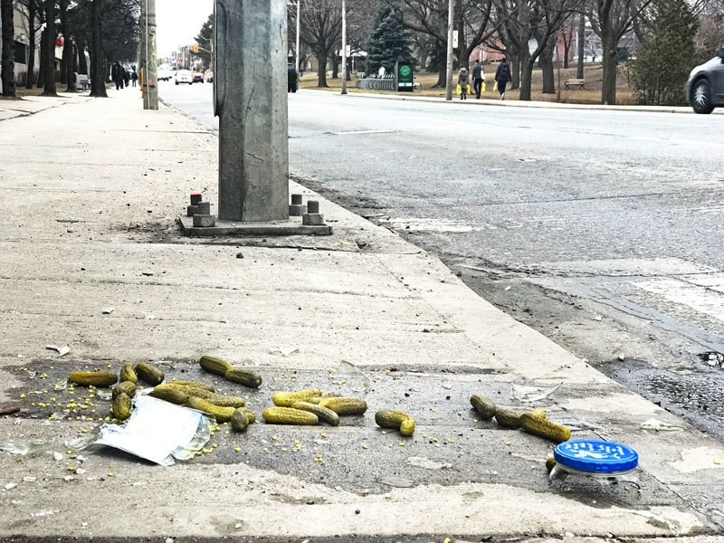 The Pickle Incident
