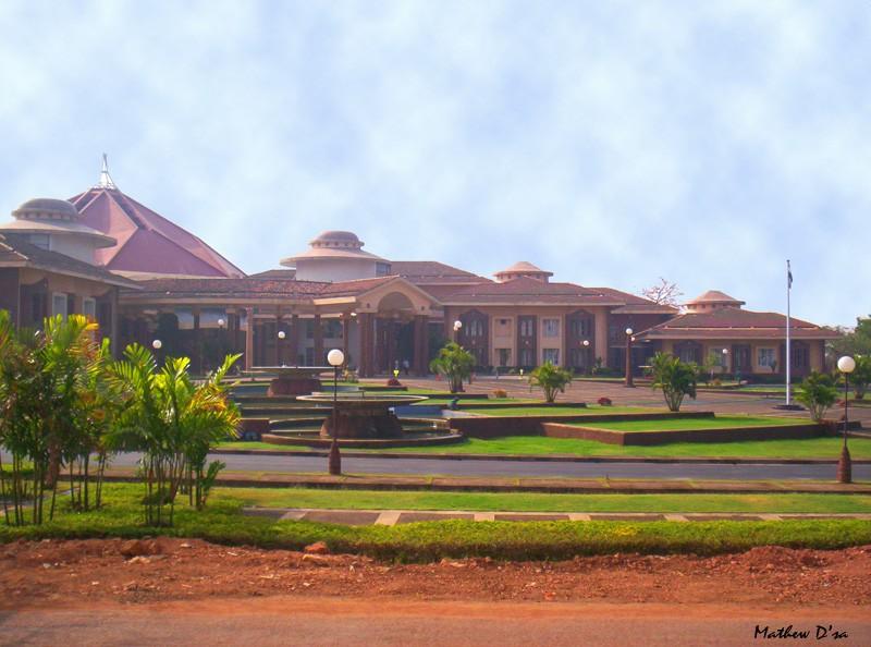 Goa Secretariat, Porvorim,Goa