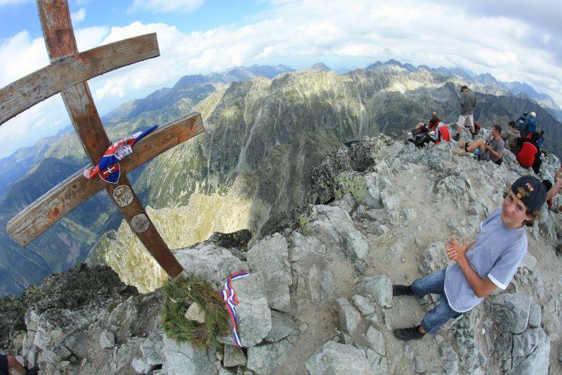 peak,Kriváň,Tatry