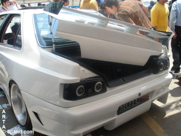 Tuned Peugeot