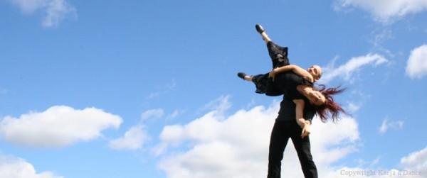 Karen & Allen Kaeja Dance Photo by Ella Cooper