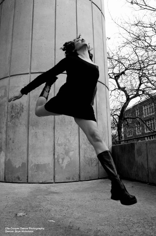 Skye Nicholson photo by Ella Cooper