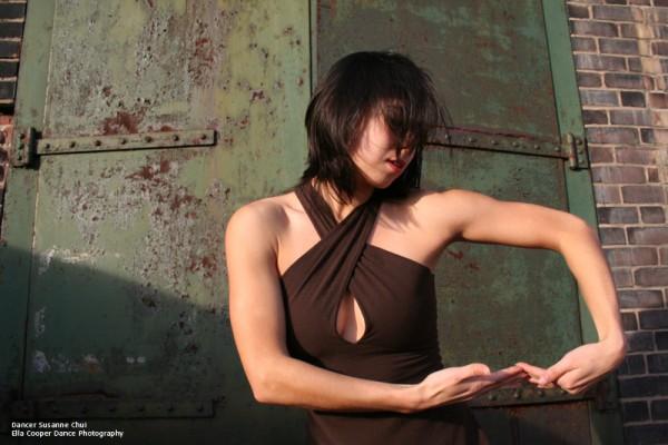 Susanne Chui Photo by Ella Cooper
