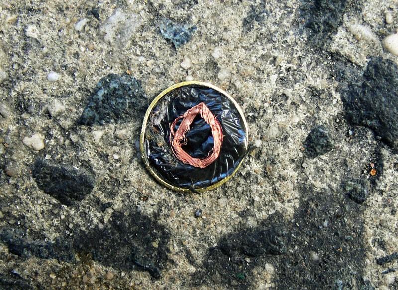 Sidewalk Ring