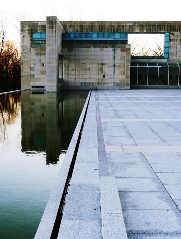 J.P. II Reflecting Pool
