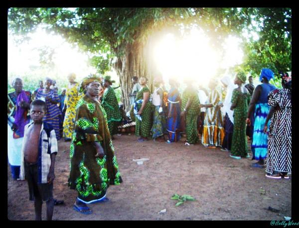 village Burkina Faso