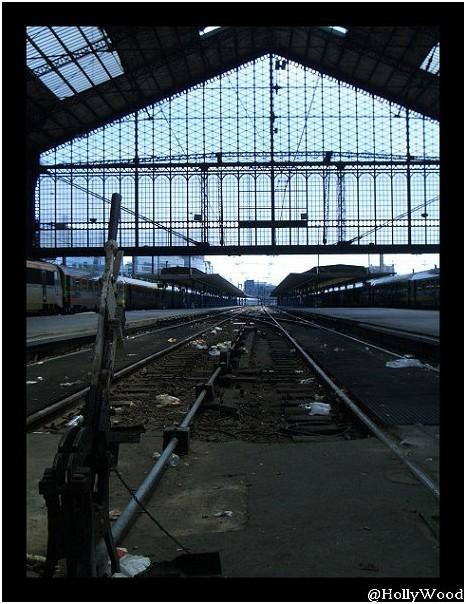 Gare d'Austerlitz Paris
