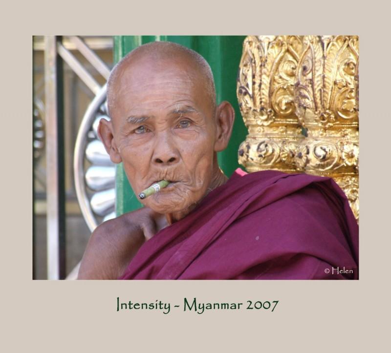 Myanmar series - Portrait 2