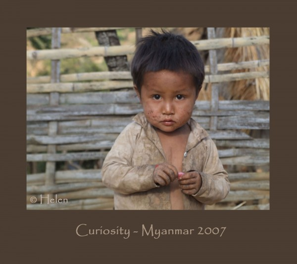 Myanmar series - Portrait #10