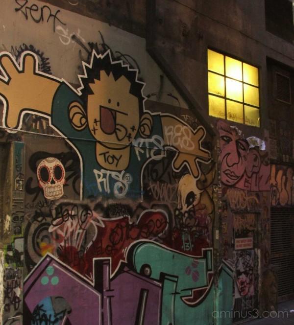 Tag Alley