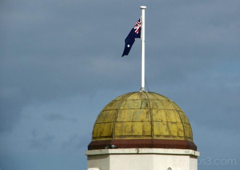 Post Australia Day