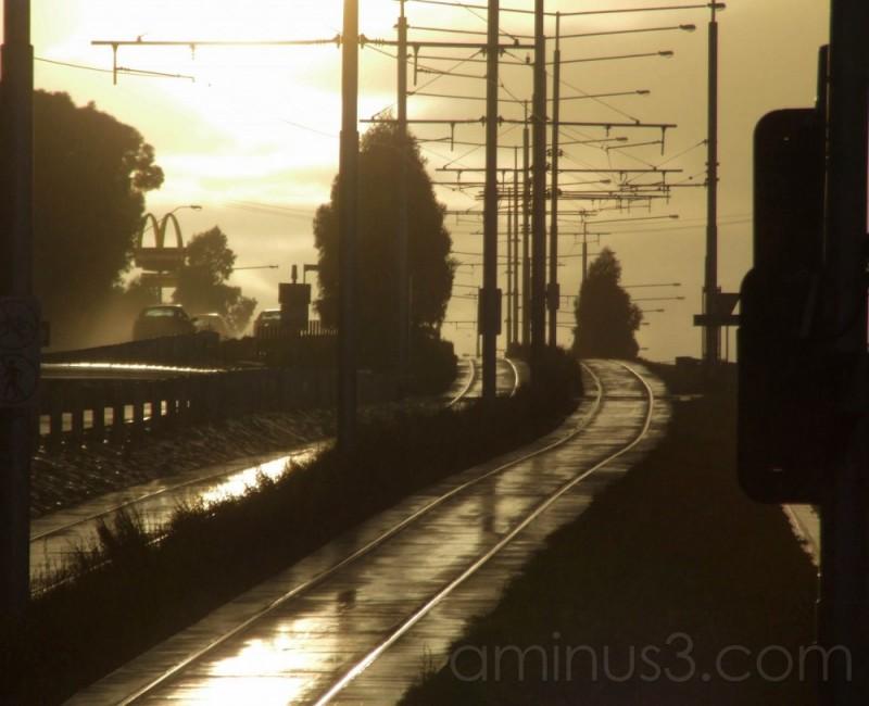 Tram trip 1