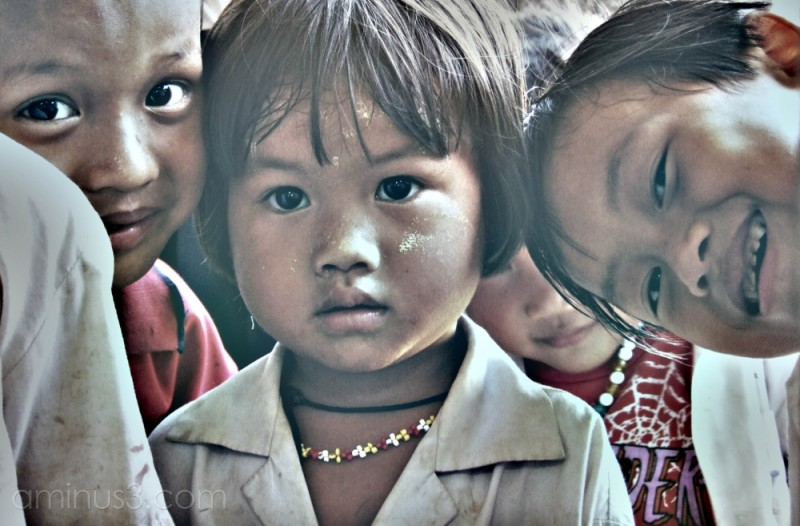 Children of Thailand 9