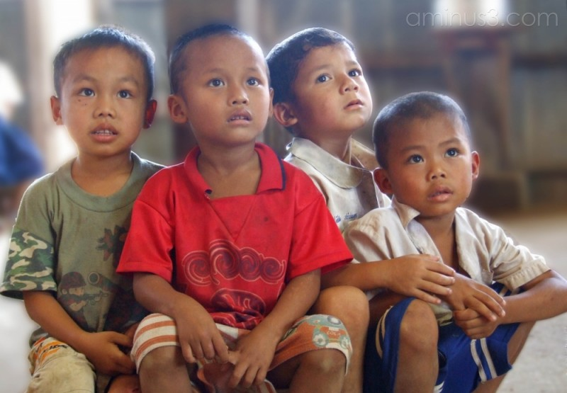 Children of Thailand 12