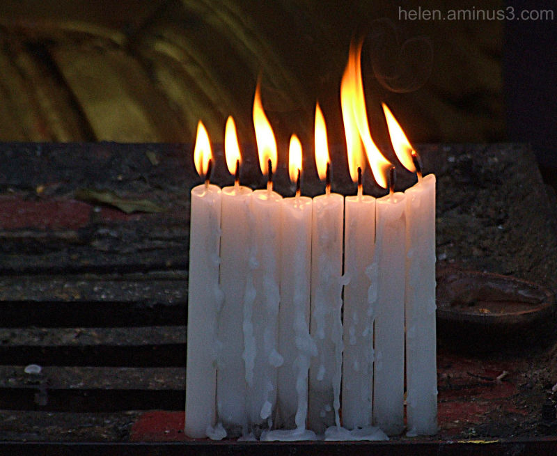 huit bougies