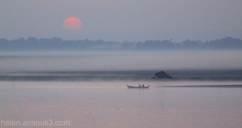 ... at dawn
