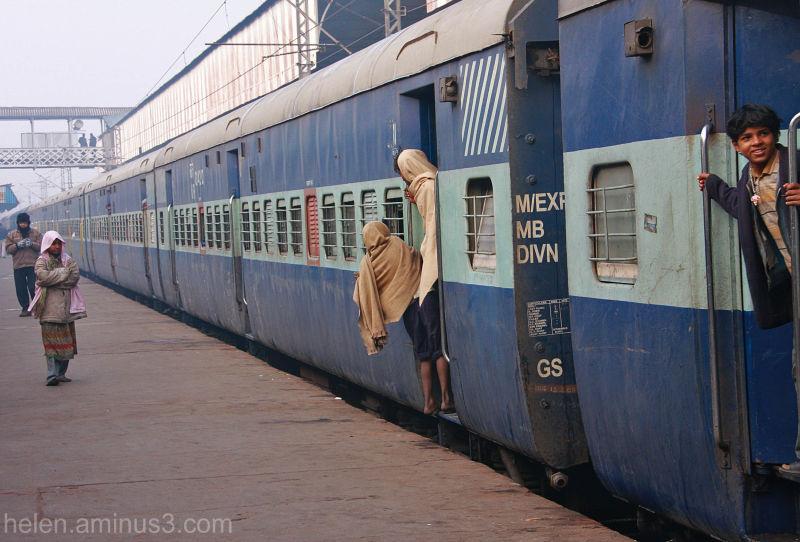 Varanasi Station - Varanasi Express