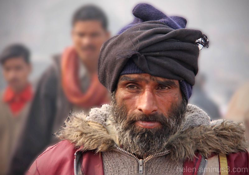 Old Delhi - portrait 10
