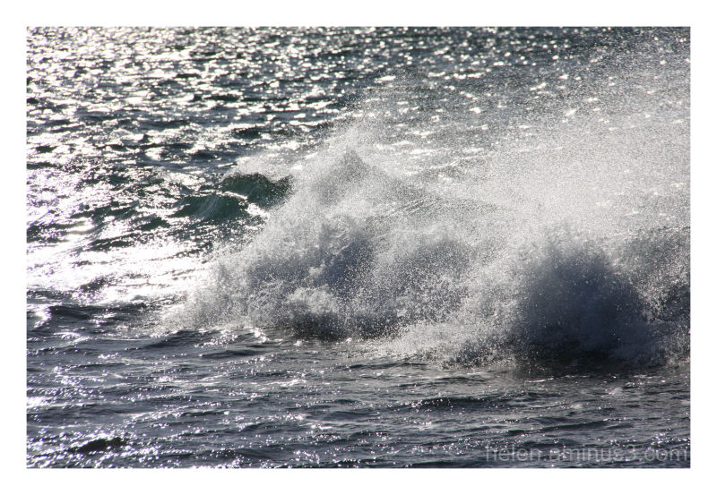 Spume - wild day