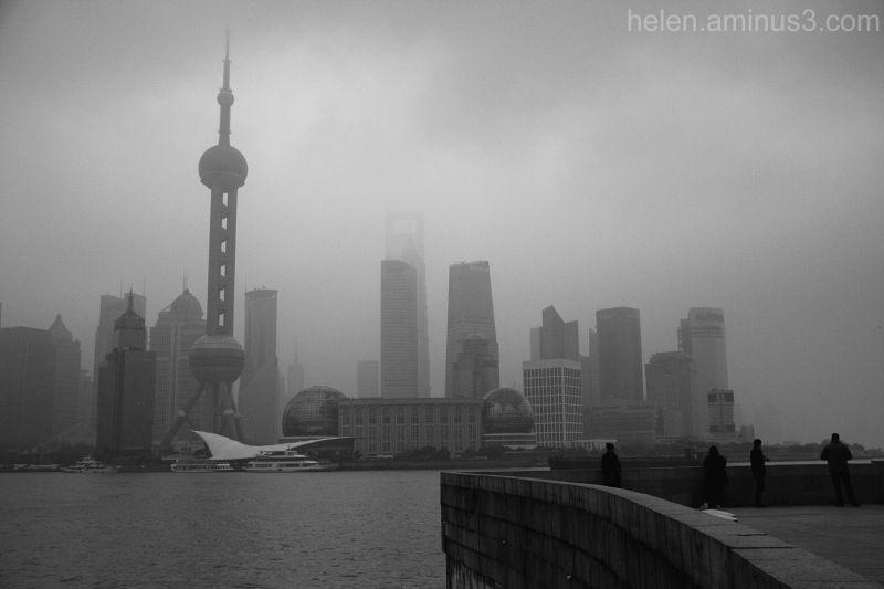 Shanghai mist