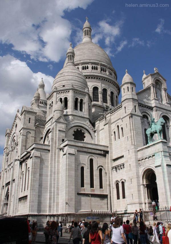 Sacre Cœur - Montmartre