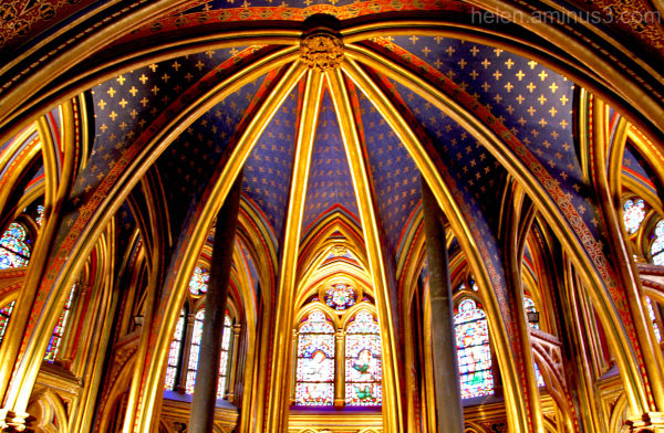 Sainte Chapelle - [detail]