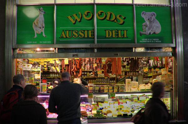 Aussie market shop - 2