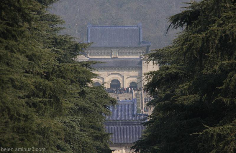 Dr Sun Yat-Sen's Mausoleum