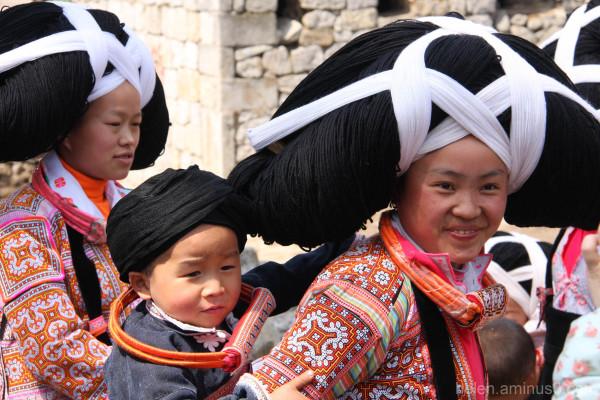 Ethnic minorities - The people of Guizhou - 1