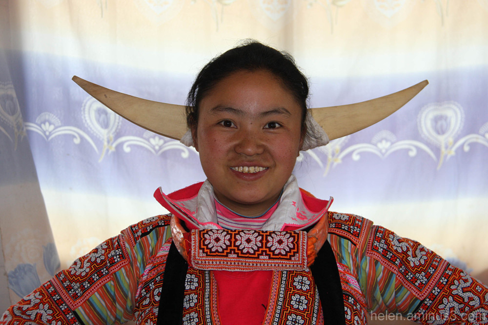 Ethnic minorities - The people of Guizhou - 3
