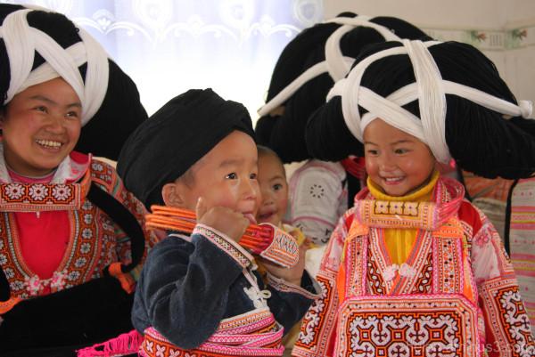 Ethnic minorities - The people of Guizhou - 5
