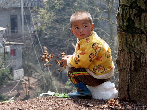 Ethnic minorities - The people of Guizhou - 8