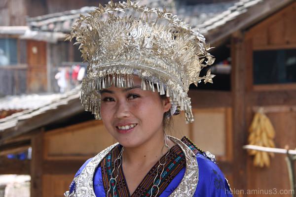 Ethnic minorities - The people of Guizhou - 9