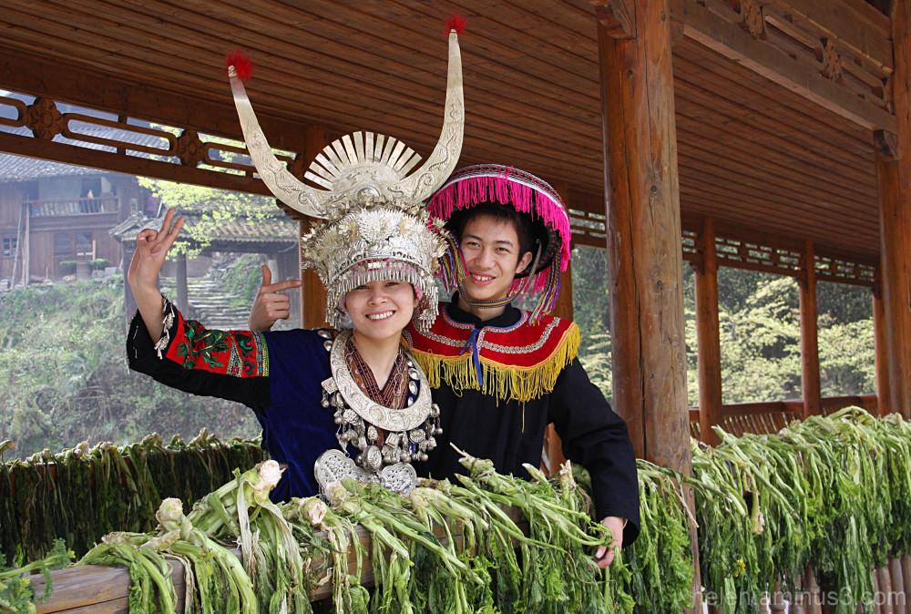 Ethnic minorities - The people of Guizhou - 11