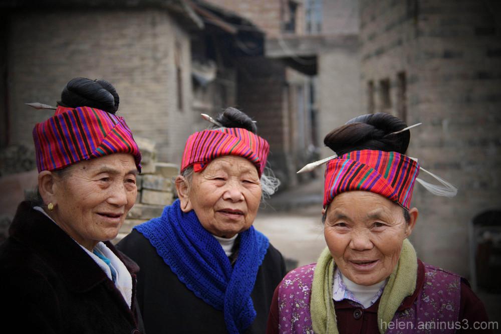 Three Matriarchs