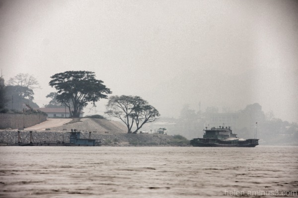 Along the Mekong