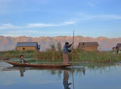 Series: Inle lake 1