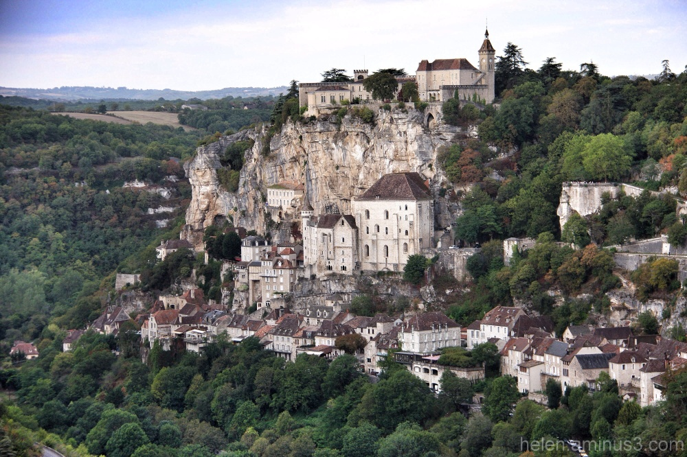 Rocamadour - Village de France