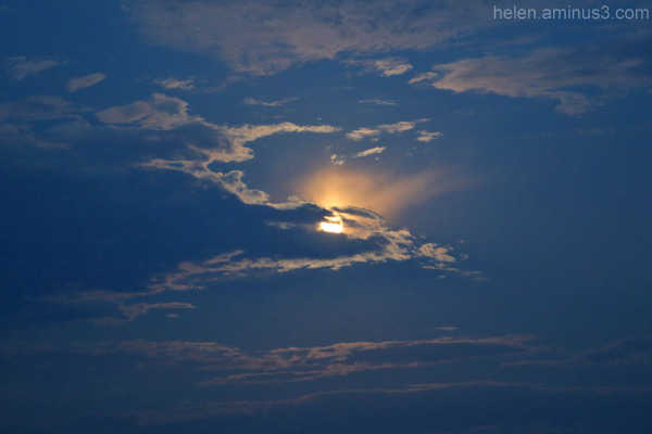 Dirty moon